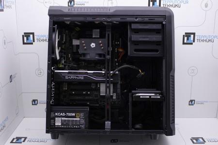 Системный блок Б/У Zalman Z3 Plus - 3042