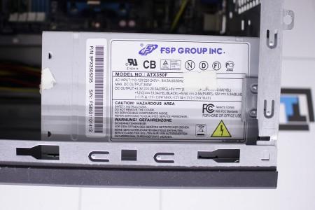 Системный блок Б/У Black - 3051