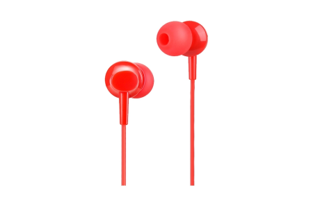 Наушники Hoco M14 Initial Sound Red