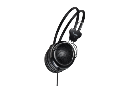Наушники Hoco W5 Manno Headphone Black