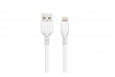 Кабель Hoco X20 Flash USB - Lightning 1m White