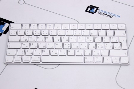 Клавиатура Б/У Apple Magic Keyboard [MLA22RU/A]