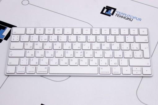 Клавиатура Б/У Apple Magic Keyboard [MLA22RU/A]