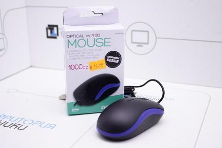 Мышь OMEGA OM-07 3D Blue