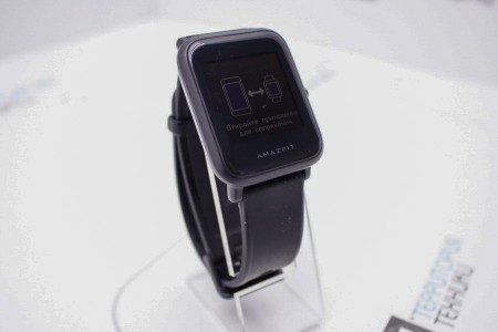 Смарт-часы Б/У Amazfit Bip Black