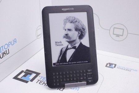 Электронная книга Б/У Amazon Kindle Keyboard