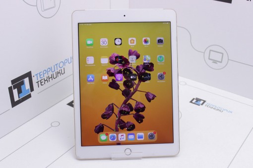 Apple iPad Air 16GB LTE Gold (2 поколение)