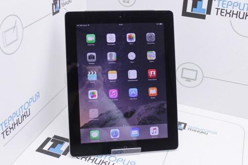 Apple iPad 16GB LTE Black (3 поколение)