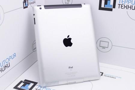 Планшет Б/У Apple iPad 16GB LTE Black (3 поколение)