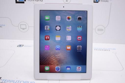 Apple iPad 16GB LTE White (3 поколение)