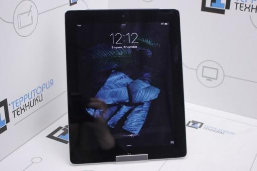 Apple iPad 64GB Wi-Fi Black (3 поколение)