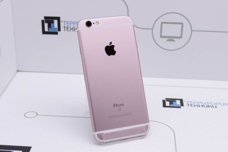 Смартфон Б/У Apple iPhone 6s 16GB Rose Gold