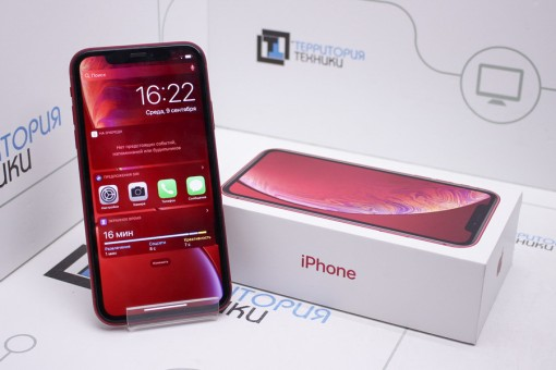 Apple iPhone XR (PRODUCT)RED™ 64GB