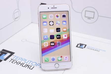 Смартфон Б/У Apple iPhone 7 Plus 32Gb Gold