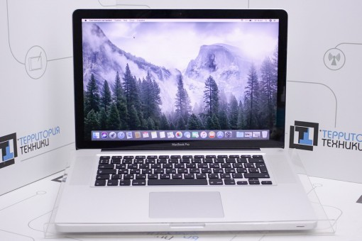 Apple Macbook Pro 15 A1286 (Late 2011)
