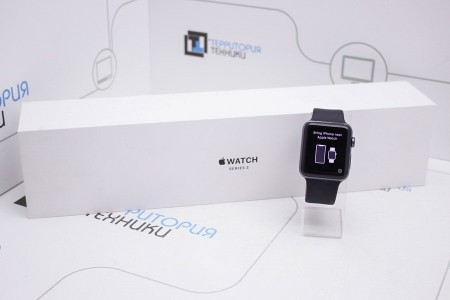Смарт-часы Б/У Apple Watch Series 3 42mm