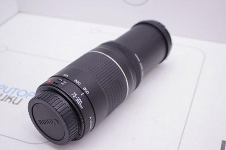 Объектив Б/У Canon EF 75-300mm f/4-5.6 III