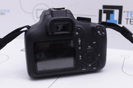 Фотоаппарат Б/У зеркальный Canon EOS 4000D Kit 18-55mm III