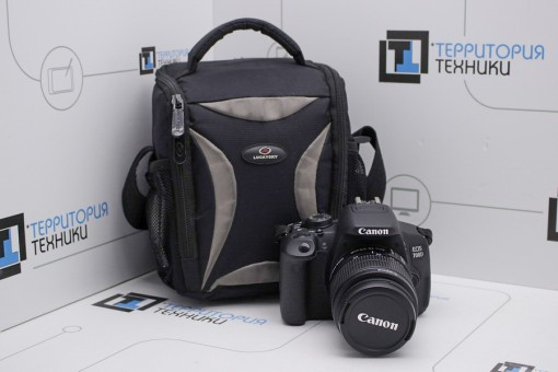 Canon EOS 700D Kit 18-55 IS II