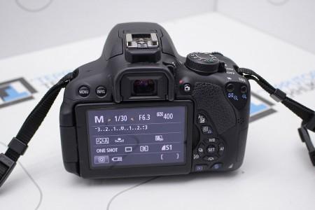 Фотоаппарат Б/У зеркальный Canon EOS 700D Kit 18-55 IS II