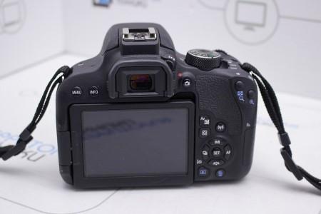 Фотоаппарат Б/У зеркальный Canon EOS 800D Kit 18-55mm IS STM