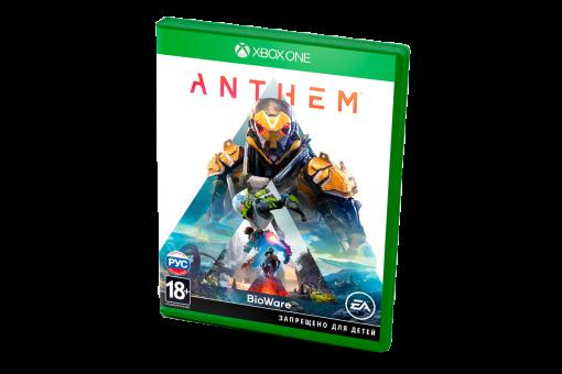 Диск с игрой Anthem для xBox One