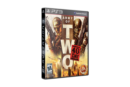 Army of Two: The 40th Day для PlayStation 3