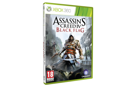 Assassin's Creed IV Black Flag для xBox 360