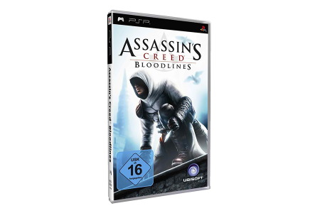 Assassin's Creed: Bloodlines для PSP