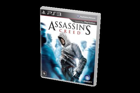 Assassin's Creed для PlayStation 3