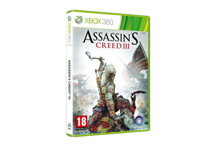 Assassin's Creed III для xBox 360
