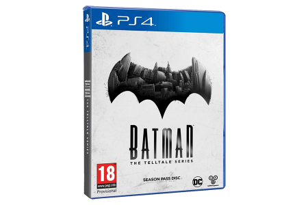 Batman: The Telltale Series для PlayStation 4