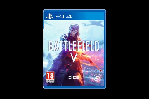 Диск с игрой Battlefield V для PlayStation 4