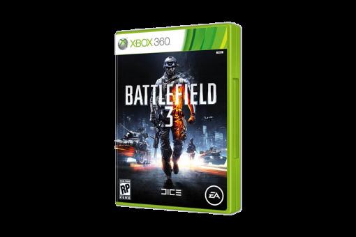 Диск с игрой Battlefield 3