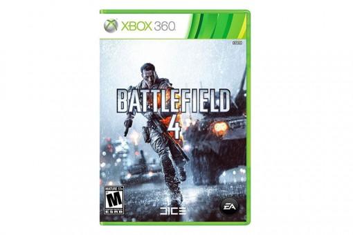 Диск с игрой Battlefield 4