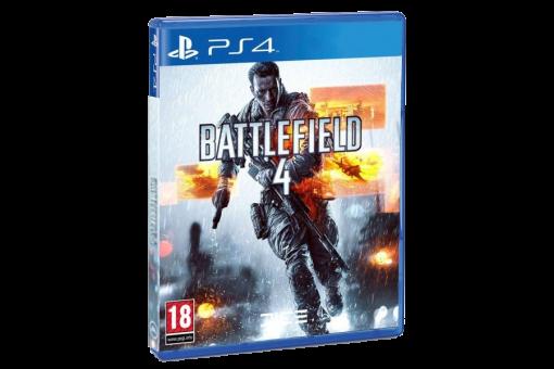 Диск с игрой Battlefield 4 для PlayStation 4