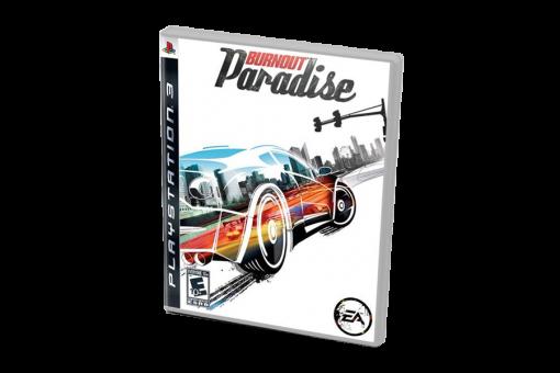 Диск с игрой Burnout Paradise