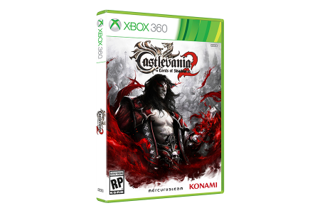 Castlevania: Lords of Shadow 2 для xBox 360
