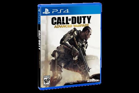 Call of Duty: Advanced Warfare для PlayStation 4