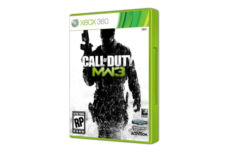 Call of Duty: Modern Warfare 3 для xBox 360