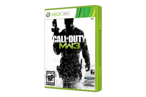 Диск с игрой Call of Duty: Modern Warfare 3