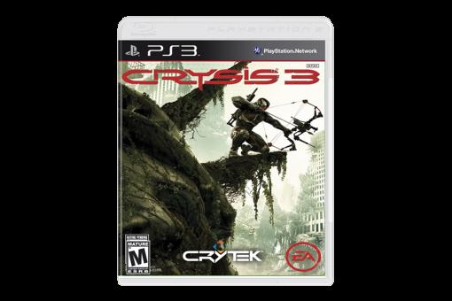Диск с игрой Crysis 3