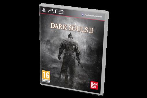 Диск с игрой Dark Souls II