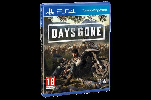 Диск с игрой Жизнь после для PlayStation 4
