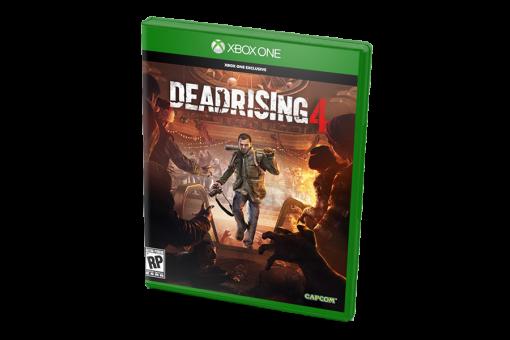 Диск с игрой Dead Rising 4 для xBox One