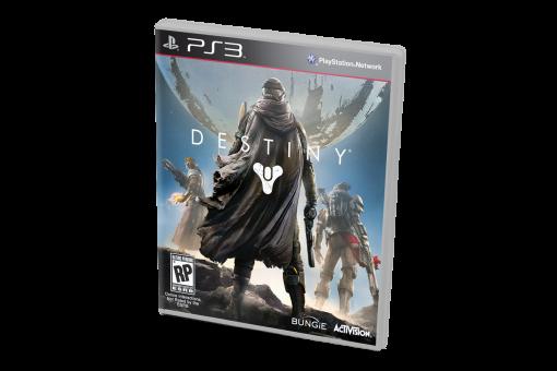 Диск с игрой Destiny