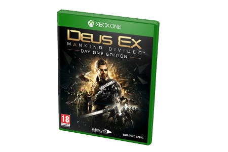 Deus Ex: Mankind Divided для xBox One