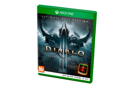 Diablo III: Ultimate Evil Edition для xBox One