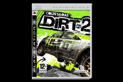 Диск с игрой Colin McRae: DiRT 2
