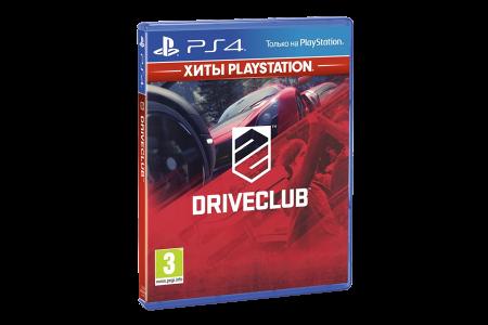 Driveclub для PlayStation 4